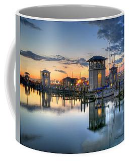 Gulfport Harbor Coffee Mug