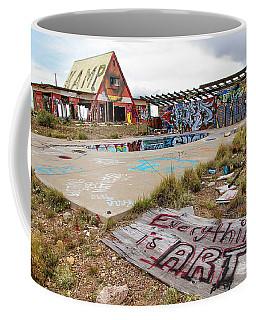 2 Guns Koa Coffee Mug