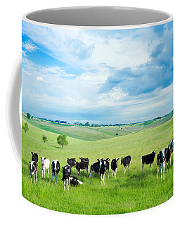 Happy Cows Coffee Mug