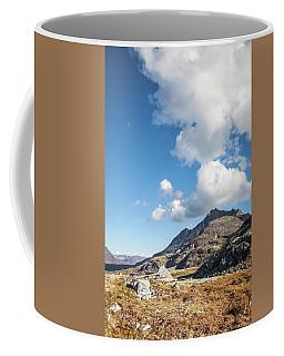 High Country In Fall Coffee Mug