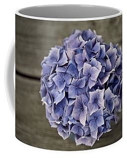 Hortensia Flowers Coffee Mug