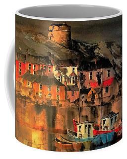 Howth Sunset Dublin Coffee Mug