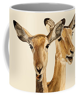 Impalas Coffee Mug