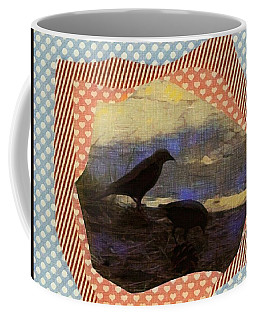 In The Shadows Coffee Mug by Kathie Chicoine