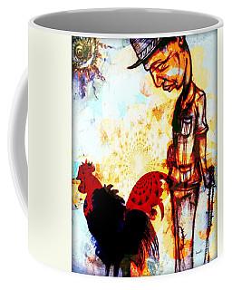 Interpretation Of Something I Saw In Dakar Coffee Mug