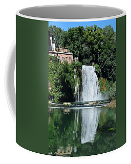 Coffee Mug featuring the photograph Isola Del Liri Falls by Dany Lison
