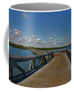 Coffee Mug featuring the photograph 2- J.d. Macarthur State Park by Joseph Keane