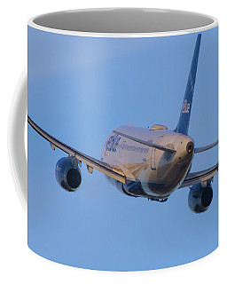 Jet Blue Coffee Mug
