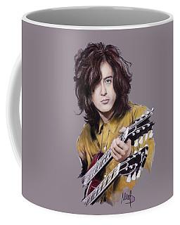 Jimmy Page Coffee Mug