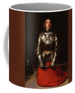 Joan Of Arc Coffee Mug