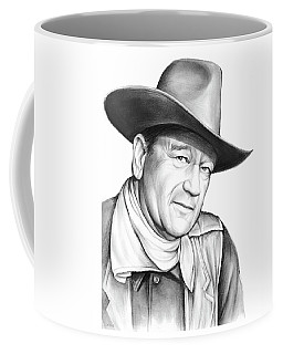 John Wayne Coffee Mug