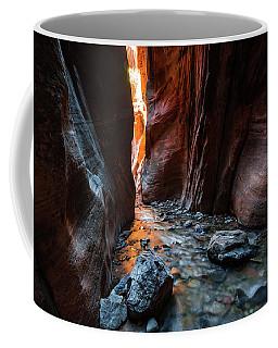 Kanarra Slot Canyon Coffee Mug
