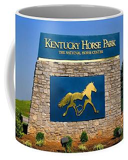 Kentucky Horse Park Coffee Mug