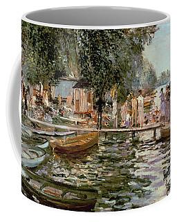 La Grenouillere Coffee Mug