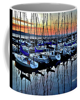 Lake City Marina Coffee Mug