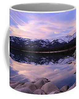 Lake Tahoe Rocks Coffee Mug