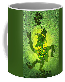 Leprechaun Coffee Mug