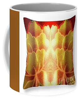 Coffee Mug featuring the digital art Life Of Gold by Gayle Price Thomas
