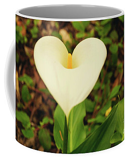 Coffee Mug featuring the photograph Lily Of The Valley by Cassandra Buckley