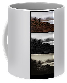 Coffee Mug featuring the photograph Loch Arklet by Jeremy Lavender Photography