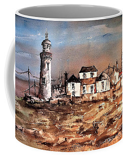 Loophead Lighthouse, Clare Coffee Mug