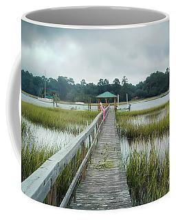 Lowcountry Dock Coffee Mug