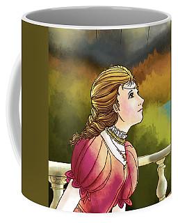 Princess Lucinda  Reunites The Royal Family Coffee Mug by Reynold Jay