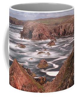 Mangersta Coastline Coffee Mug