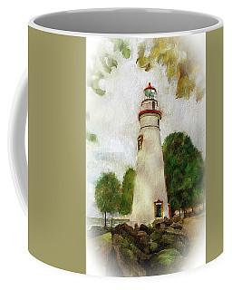 Marble Head Lighthouse Coffee Mug