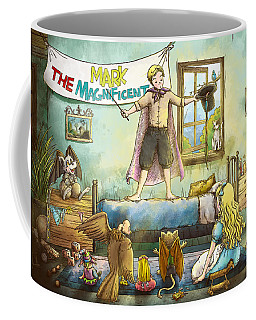 Mark The Magnificent Coffee Mug