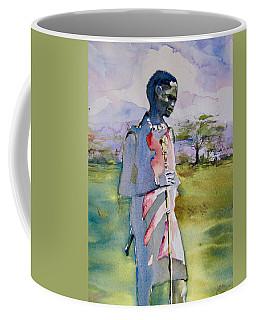Masaai Boy Coffee Mug