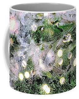Merry Christmas Background Coffee Mug