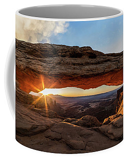 Mesa Arch Sunrise Coffee Mug