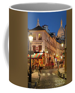 Montmartre Twilight Coffee Mug