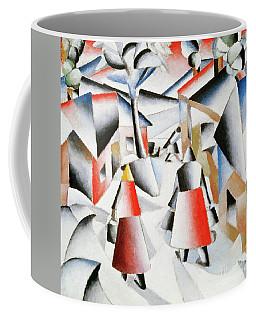 Rayonism Coffee Mugs