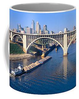 Morning, Minneapolis, Minnesota Coffee Mug