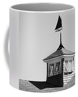 Nantucket Weather Vane Coffee Mug