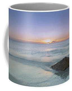 Naples Florida Sunset Coffee Mug by Christopher L Thomley