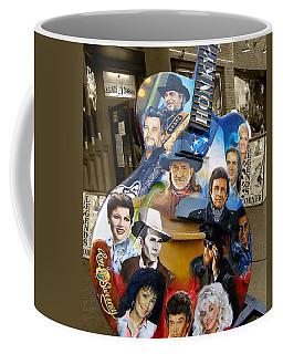 Nashville Honky Tonk Coffee Mug