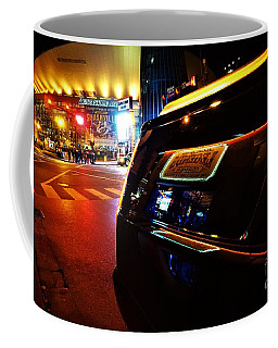 Nashville Night Coffee Mug