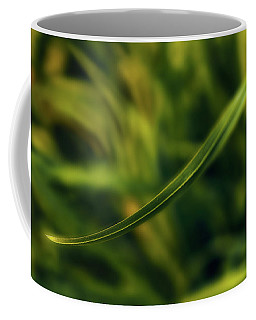 Coffee Mug featuring the photograph Natures Way by Gene Garnace