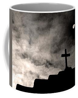 New Mexico Moon Coffee Mug
