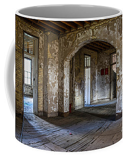 Northern Michigan Asylum Coffee Mug