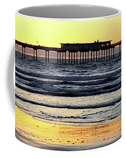 Ocean Beach Pier Coffee Mug