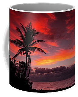 Oceanfront Sunrise Coffee Mug