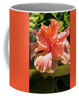Orange Flower Coffee Mug by James Gay