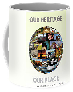 Our Heritage Our Place Coffee Mug