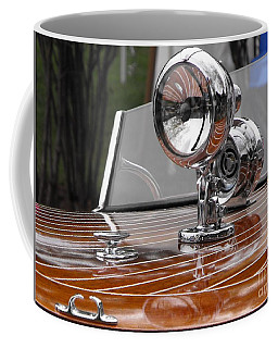 1050's Outboard Runabout Coffee Mug