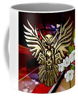 Owl In Flight Collection Coffee Mug