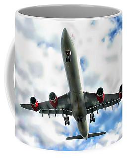 Passenger Plane Coffee Mug